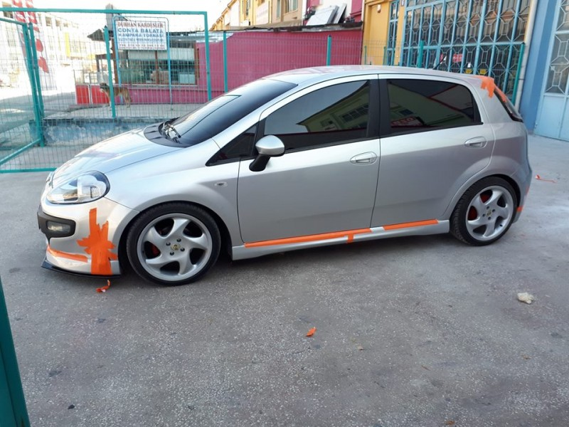 PUNTO EVO BODY KİT